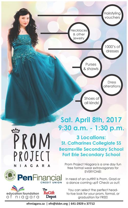 Prom Project Poster 2017 Female